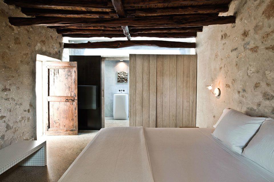 kelosa modern ibiza finca bedroom