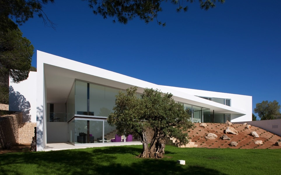 Bruno erpicum avantgarde architektur auf ibiza - Arquitectos ibiza ...