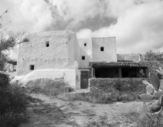 Ibiza Finca Traditional Architecture