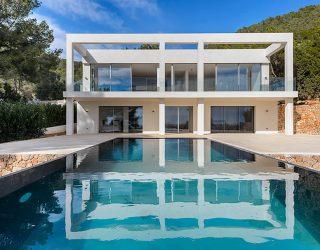 Es-Cubells-Nueva-Villa-En-Venta-For-Sale-Kelosa-Front-House-2