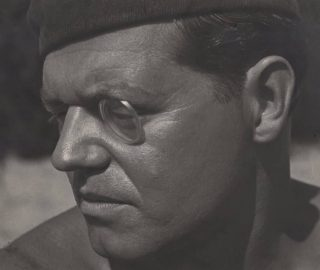 Hausmann Portrait - 1933-36-min